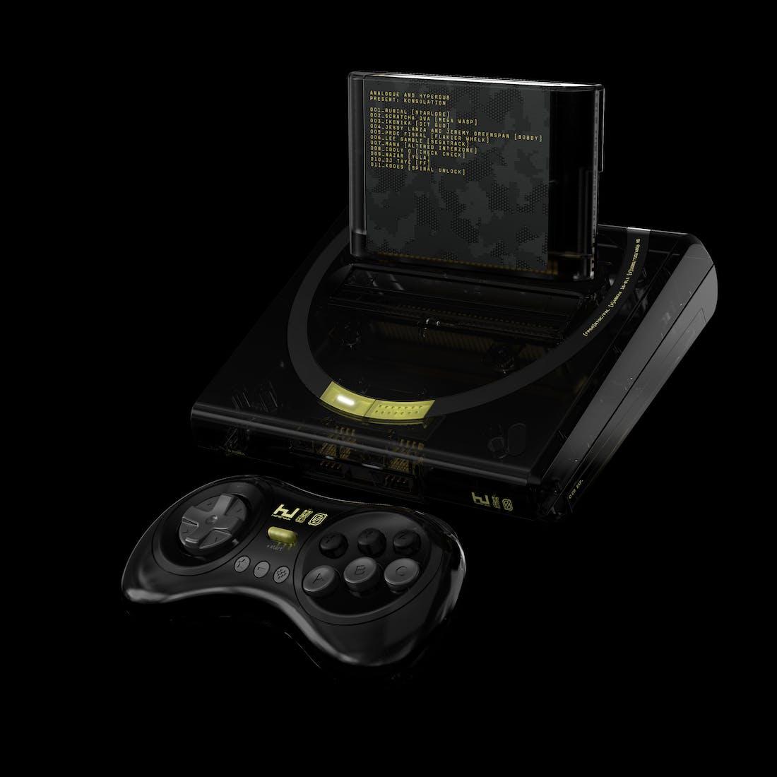 Analogue Mega Sg - Hyperdub Limited Edition