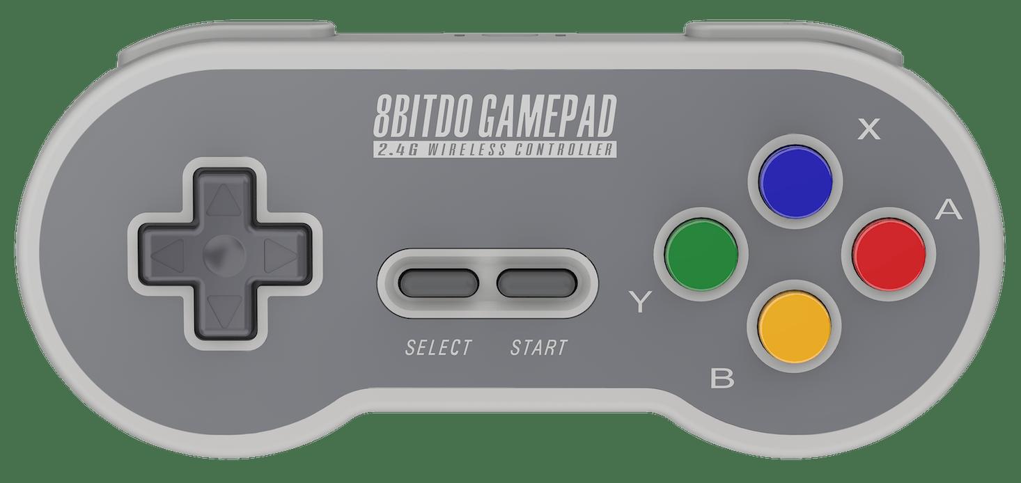 8BitDo SN30 - SF