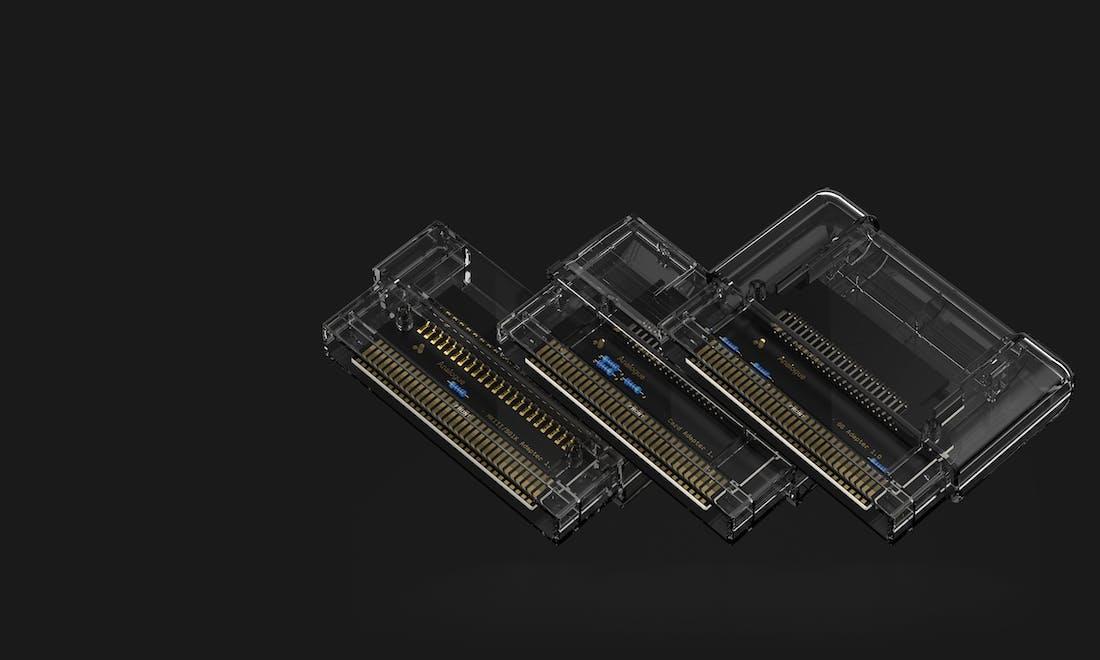 Mega Sg Cartridge Adapter Set