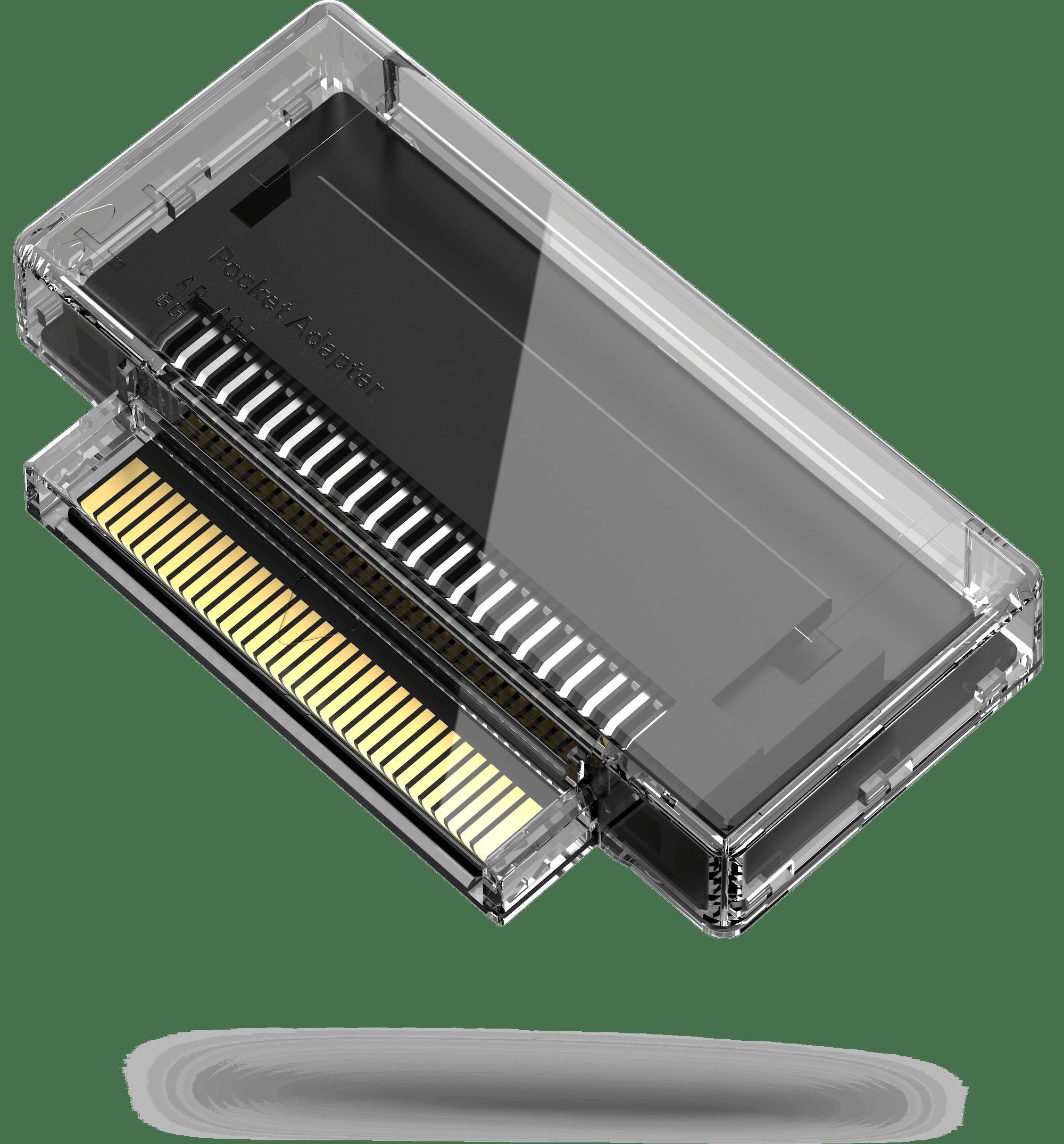 Game Gear Cartridge Adapter