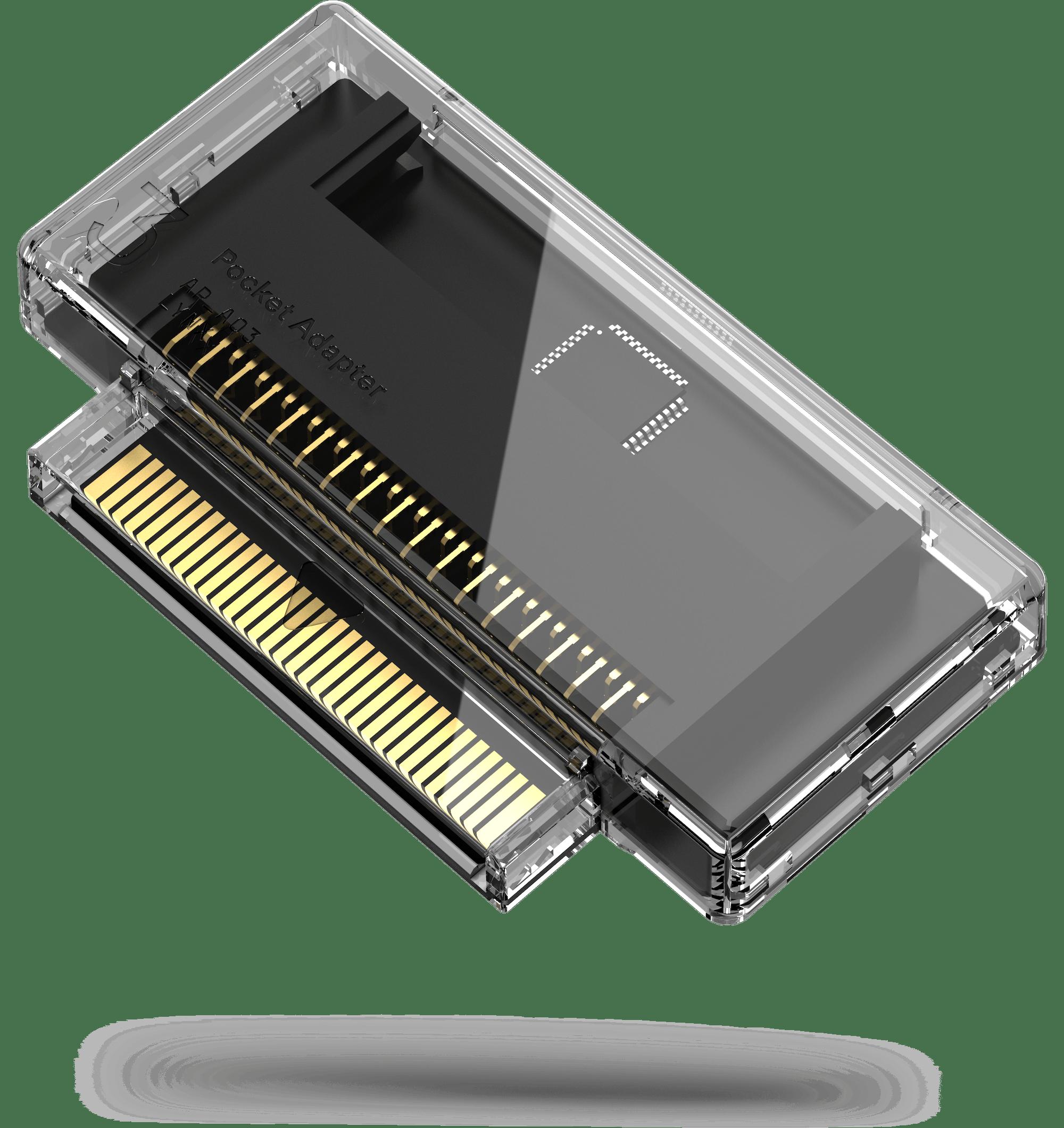 Atari Lynx Cartridge Adapter