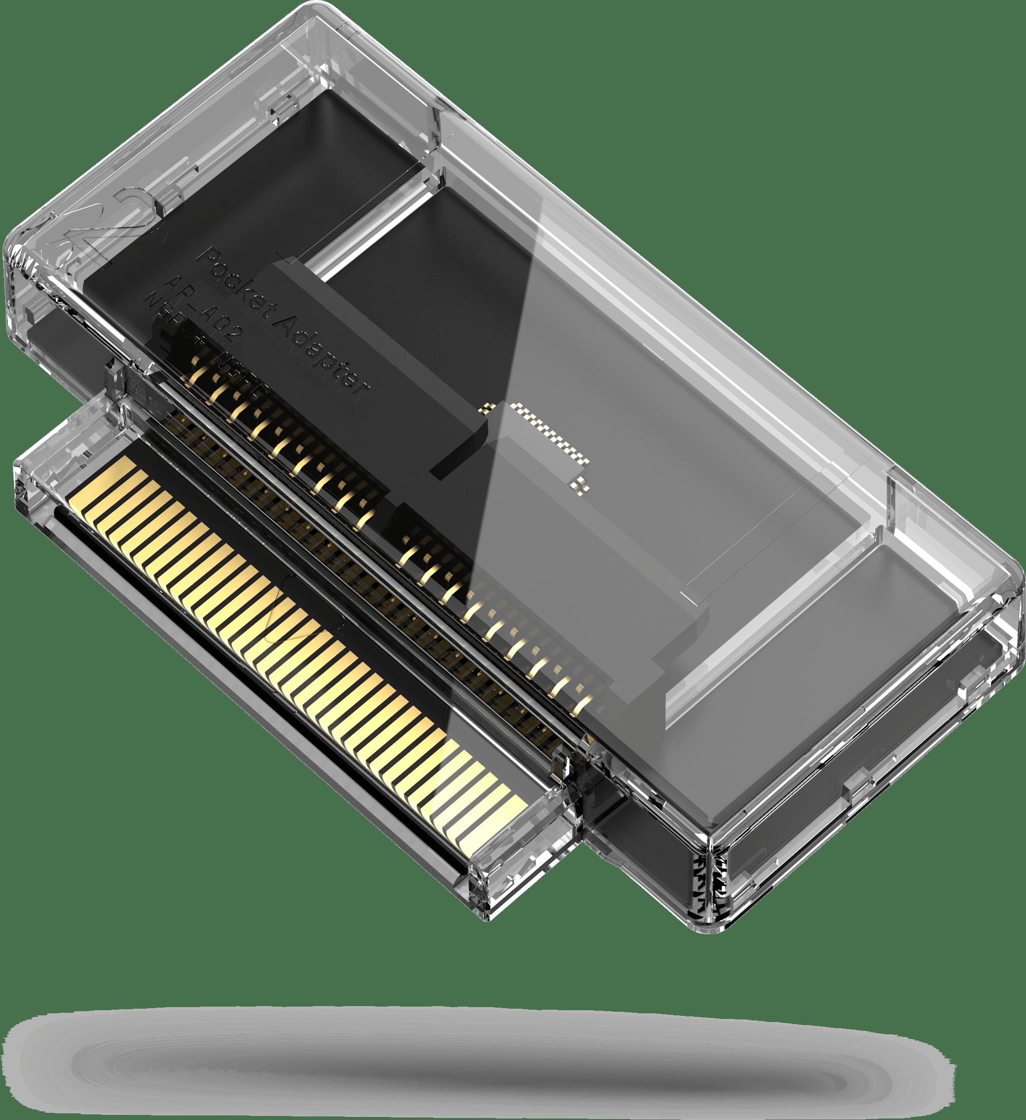 Neo Geo Pocket Color Cartridge Adapter