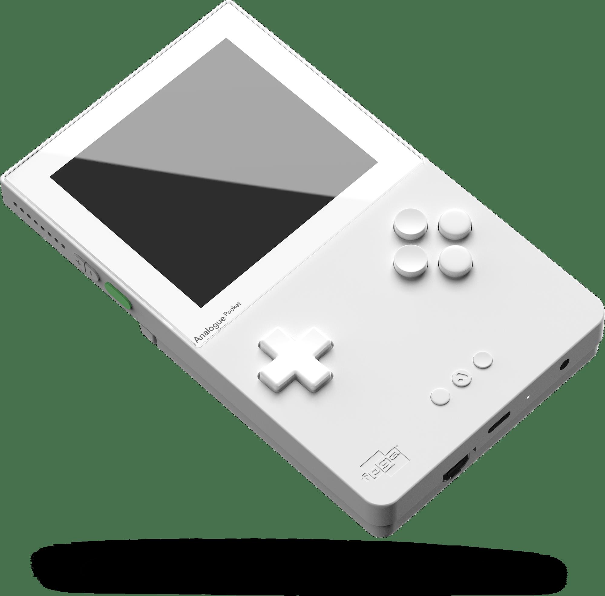 Analogue Pocket - White